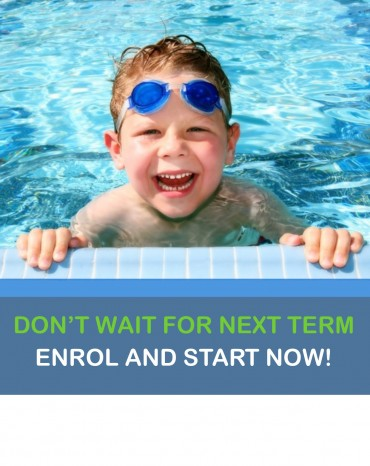 swimming lessons - start now